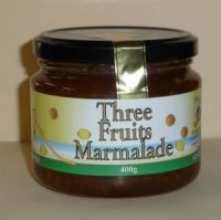 Three Fruits Marmalade-400g