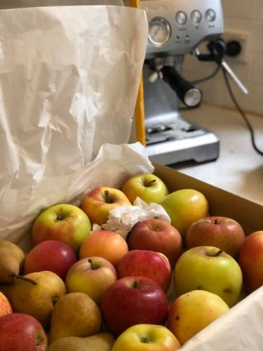 Mixed apple or pear box  5kg