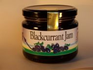 Blackcurrant Jam-400g.