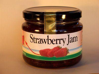 Strawberry Jam-400g.