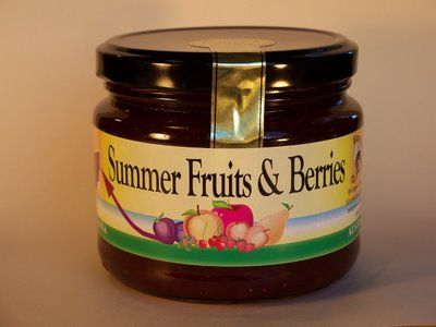 Summer Fruits & Berries