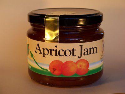 Apricot Jam-400g.