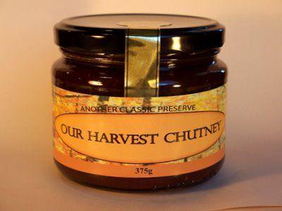 Our Harvest Chutney-375g