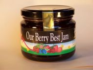 Our Berry Best Jam-400g.
