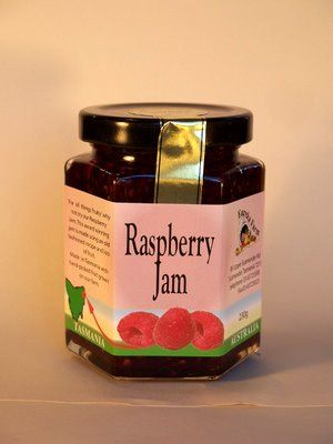 Raspberry Jam-230g.